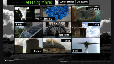 Greening the Grid Web Development